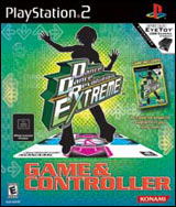 Dance Dance Revolution Extreme Bundle w/ Dance Pad