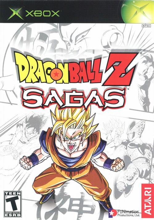 Dragon Ball Z Sagas Evolution