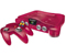 Buy or Trade In Nintendo 64 Funtastic Series: Watermelon Pink Console
