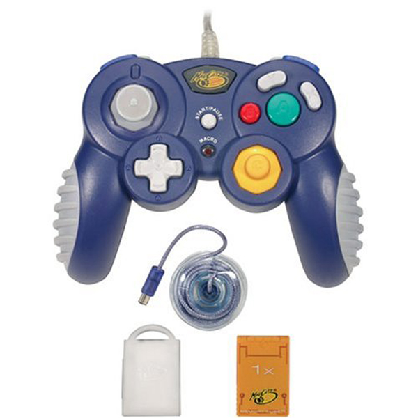 GameCube Starter Kit by MadCatz