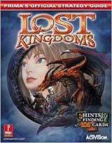 Lost Kingdoms Prima Official Strategy Guide