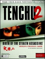 Tenchu 2 Official Strategy Guide