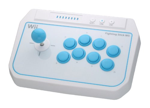 Nintendo Wii Fighting Stick by Hori