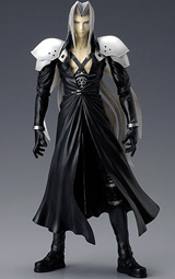 Final Fantasy VII: Play Arts Game Ed. Vol. 2 Sephiroth Action Figure