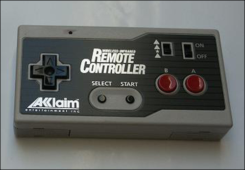 NES Wireless-Infrared Remote Controller