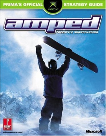 Amped Official Strategy Guide Book
