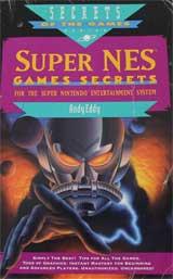 Super NES Games Secrets Strategy Guide