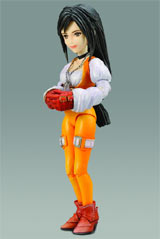 Final Fantasy IX Play Arts Garnet Action Figure