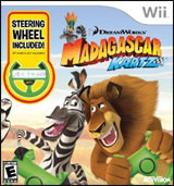 Madagascar Kartz with Wheel