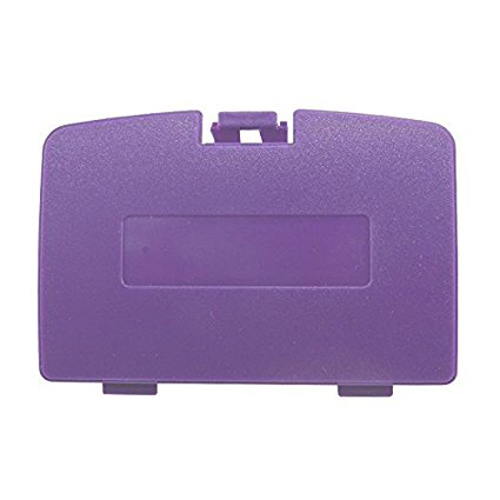 Game Boy Color Battery Cover Grape Purple
