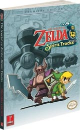 Legend of Zelda: Spirit Tracks Premiere Edition Guide