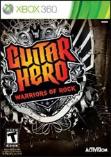 Guitar Hero: Warriors of Rock Game Only