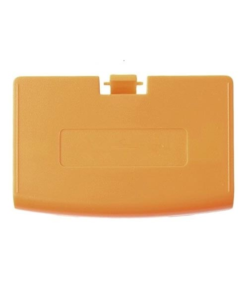 GameBoy Advance Replacement Orange Battery Cover