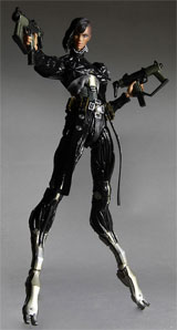 Deus Ex: Human Revolution Play Arts Kai Federova Action Figure