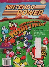 Nintendo Power Magazine Volume 77 Super Mario World 2: Yoshi's Island