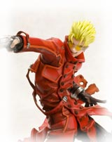 Trigun Badlands Rumble Vash the Stampede ARTFX J Statue
