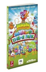 Moshi Monsters: Moshlings Theme Park Official Game Guide (Prima)