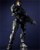 Halo 4 Play Arts Kai Master Chief Action Figure