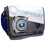 Portal 2: Wheatley Laboratories Messenger Bag