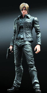 Resident Evil 6 Play Arts Kai Leon S. Kennedy Action Figure