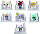 Saint Seiya: Fighting with Pope Ares Petit Chara Land Mini-Figure