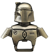 Star Wars Boba Fett Magnetic Metal Bottle Opener