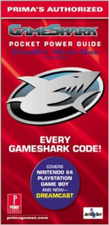Gameshark Pocket Power Guide (7th edition) Codeboy Never Dies