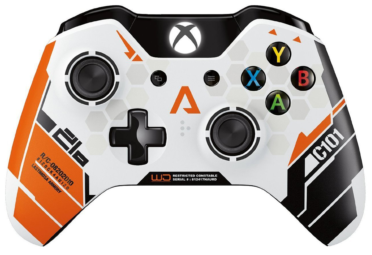 Xbox One Wireless Controller Titanfall Edition