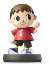 amiibo Villager Super Smash Bros. Series