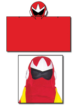 Mega Man: Proto Man Hooded Throw Blanket