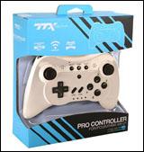 Wii U Controller Pro White