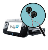 Nintendo Wii U Repairs: Gamepad Left & Right Speaker Replacement Service