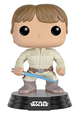 Pop Star Wars Bespin Luke Skywater Vinyl Figure