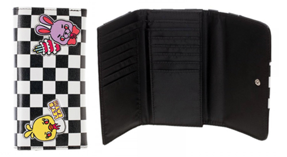 Five Nights at Freddy's Jrs. Flap Wallet