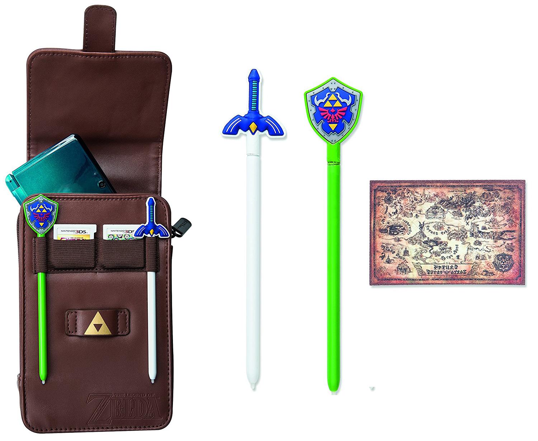 3DS Zelda Adventurers Pouch
