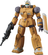 Gundam Origin Guncannon Firepower Test Type 1/144 Scale Model Kit