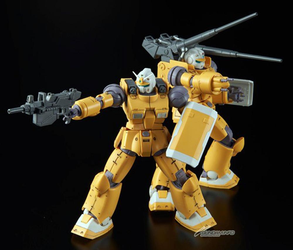 Gundam Origin Guncannon Firepower Test Type 1/144 Scale Model Kit