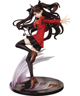 Fate/Stay Night Unlimited Blade Works Rin Tohsaka 1/7 Scale PVC Figure