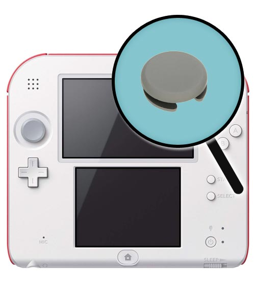 Nintendo 2DS Repairs: Circle Pad Replacement Service