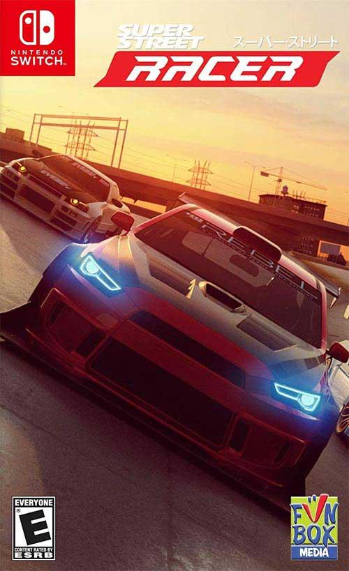 Super Street Racer
