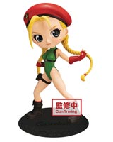 Street Fighter: Cammy Q-Posket Figure Red Version