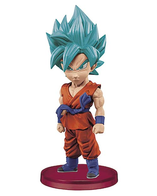 Dragon Ball Legends Collab: World Collectable V3 Figures BMB