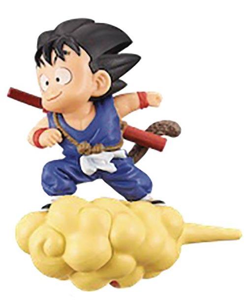 Dragon Ball World Collectible Mini Figures BMB