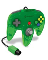 N64 Captain Premium Controller Lime Green