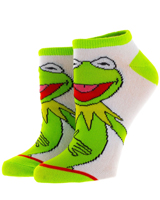Muppets Character Ankle Socks 5 Pack
