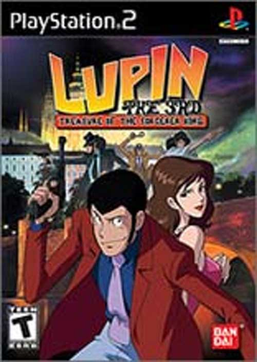 Lupin the 3rd Official Strategy Guide