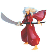 InuYasha Series 1: InuYasha Action Figure