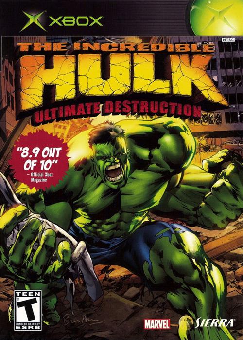 Incredible Hulk: Ultimate Destruction