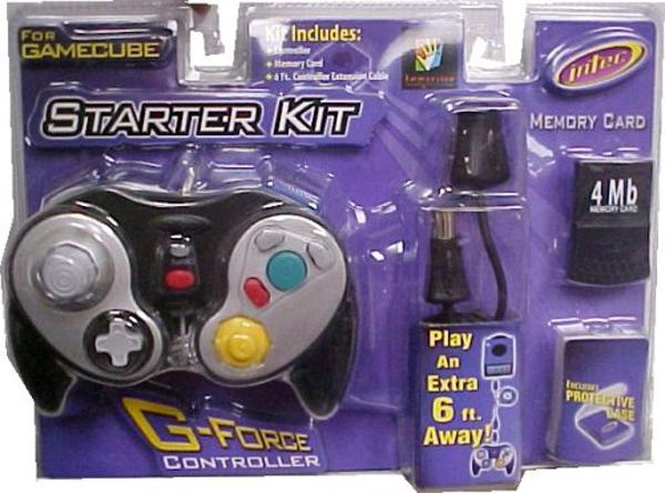 GameCube Starter Kit by Intec
