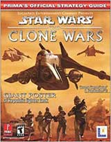 Star Wars Clone Wars Official Strategy Guide